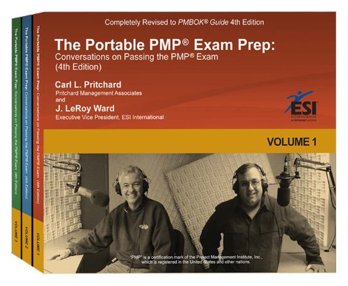 9781890367534: The Portable PMP® Exam Prep: Conversations on Passing the PMP® Exam, Fourth Edition