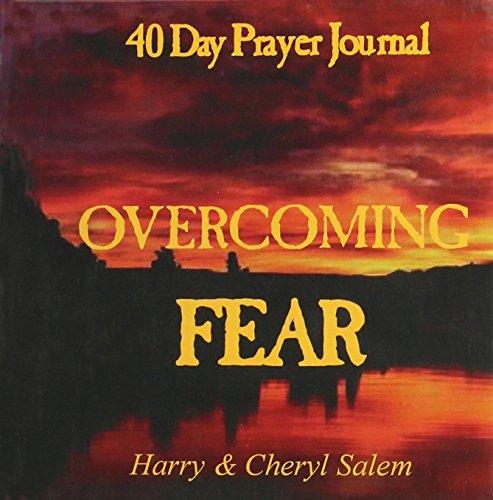 9781890370077: Overcoming Fear - 40 Day Prayer JOurnal
