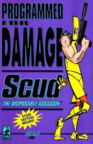 Scud The Disposable Assassin, Vol. 2: Programmed: Dan Harmon