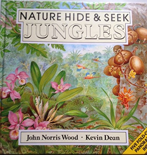 9781890409050: Nature Hide and Seek Jungles