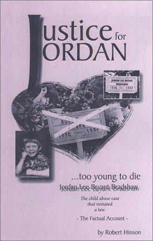 9781890424138: Justice for Jordan