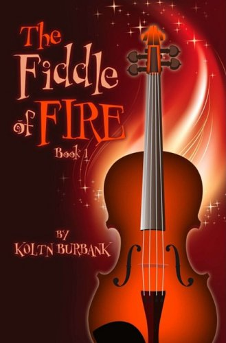 9781890427733: The Fiddle of Fire, Book One
