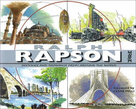 9781890434496: Ralph Rapson: Sketches and Drawings from Around the World