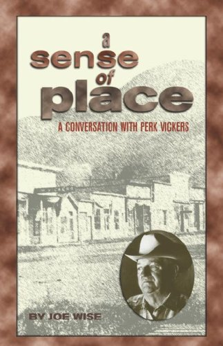 A Sense of Place: A Conversation with: Joe Wise