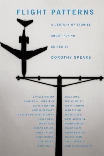 Flight Patterns: A Century of Stories about Flying (189044751X) by James Salter; Mary Gaitskill; David Sedaris; Roald Dahl; Walter Kirn; Tobias Wolff; Alice Munro