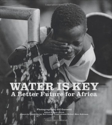 Water is Key: A Better Future for Africa (SIGNED): Garcetti, Gil