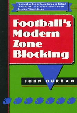 9781890450014: Football's Modern Zone Blocking