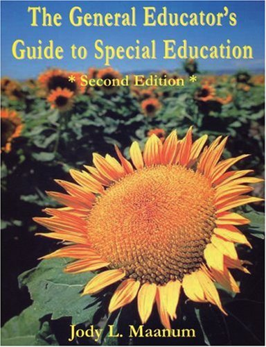 9781890455354: The General Educator's Guide to Special Education