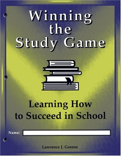 9781890455477: Winning the Study Game: Learning How to Succeed in School - Consumable Student Edition