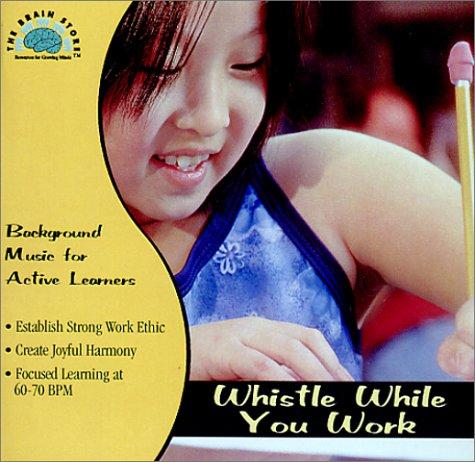 Whistle While You Work (Audio CD): Eric Jensen