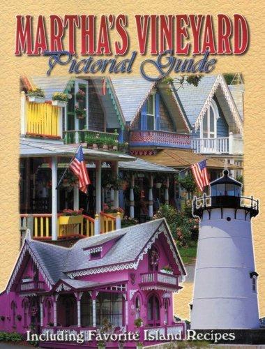 9781890463182: Martha's Vineyard Pictorial Guide