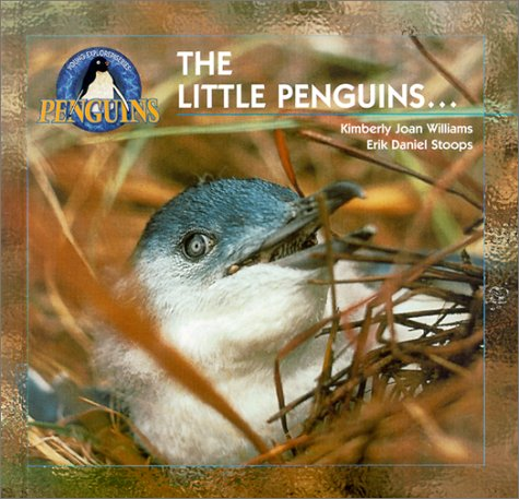 9781890475222: The Little Blue Penguins (Young Explorer Series Penguins)