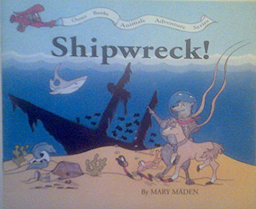 9781890479503: Shipwreck!: Stories of the Graveyard of the Atlantic (Outer Banks Animals Adventure)