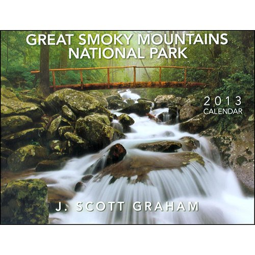 9781890483333: Great Smoky Mountains National Park 2013 Calendar