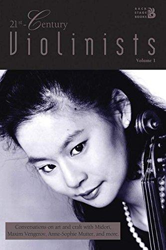 21st Century Violinists, V1 Book (String Letter Publishing) (Strings) (Strings Backstage)