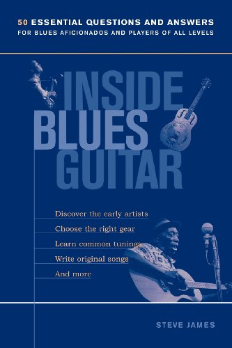 9781890490362: Inside Blues Guitar Book (String Letter Publishing) (Acoustic Guitar) (Acoustic Guitar Guides)