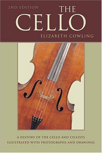 9781890490508: The Cello
