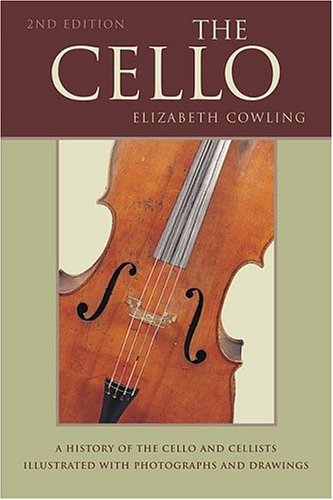 9781890490508: The Cello
