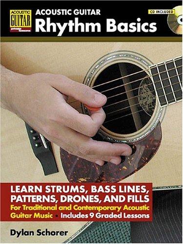 9781890490577: Acoustic Guitar Rhythm Basics (Acoustic Guitar Private Lessons)