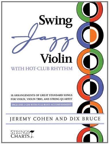 Swing Jazz Violin with Hot-Club Rhythm: 18: Cohen, Jeremy