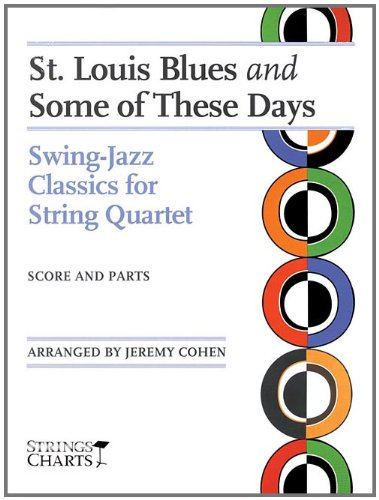 9781890490744: St  Louis Blues and Some of These Days: Swing Jazz