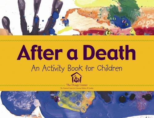 9781890534103: After a Death: An Activity Book for Children