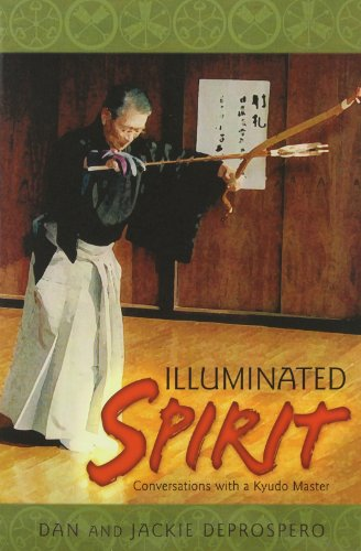 9781890536114: Illluminated Spirit: Conversations With a Kyudo Master