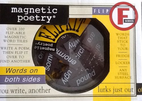 9781890560485: Magnetic Poetry: Flip Kit - Original