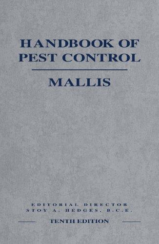 9781890561024: The Mallis Handbook of Pest Control, 10th Edition