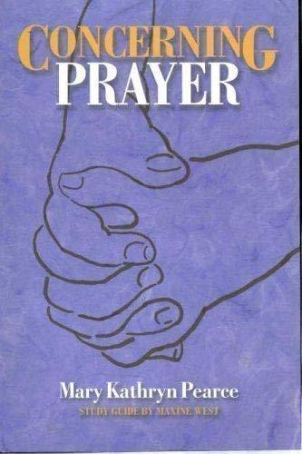 9781890569846: Concerning Prayer