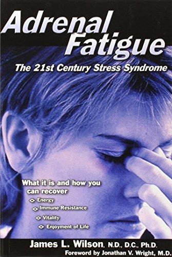 9781890572150: Adrenal Fatigue