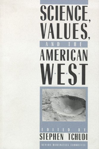 9781890591007: Science, Values & the American West (Halcyon)