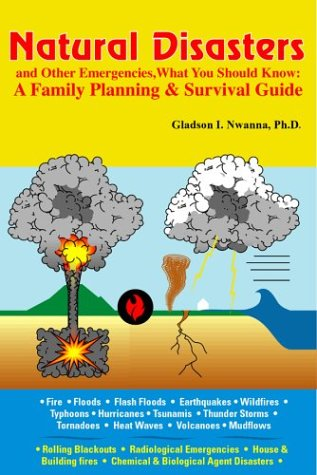 9781890605155: Natural Disasters and Other Emergencies, What You Should Know: A Family Planning & Survival Guide: A Family Planning and Survival Guide
