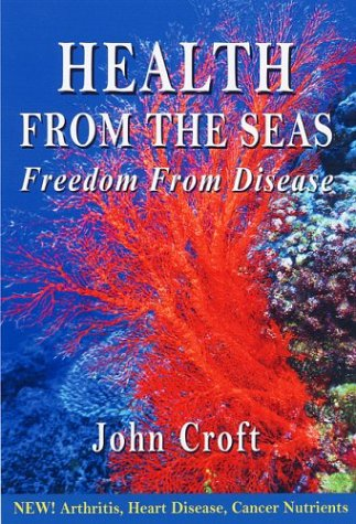 9781890612290: Health from the Seas: Freedom from Disease