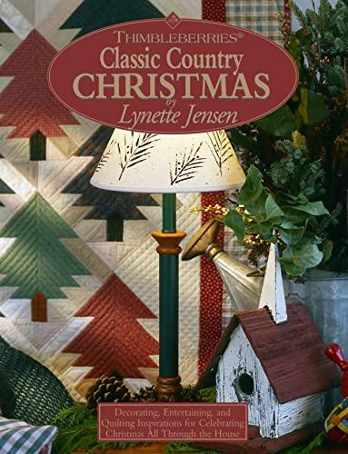 Thimbleberries Classic Country Christmas: Jensen, Lynette