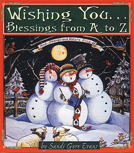 WISHING YOU.Blessings from A to Z