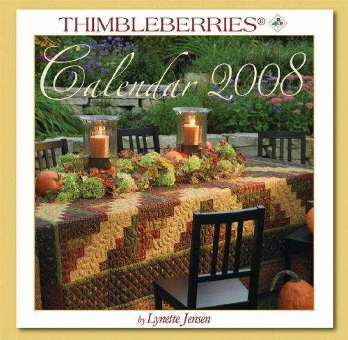 Thimbleberries Calendar with Pattern(s) (1890621781) by Lynette Jensen