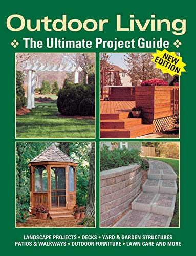 9781890621803: Outdoor Living: The Ultimate Project Guide