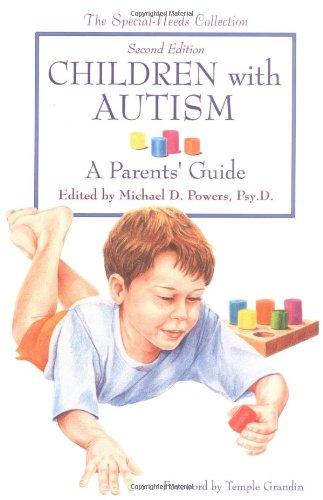 9781890627041: Children with Autism: A Parent's Guide