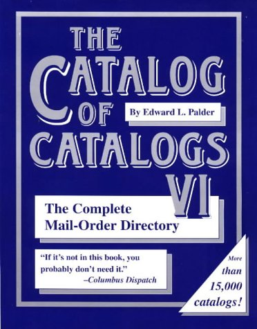 9781890627089: The Catalog of Catalogs VI: The Complete Mail-Order Directory