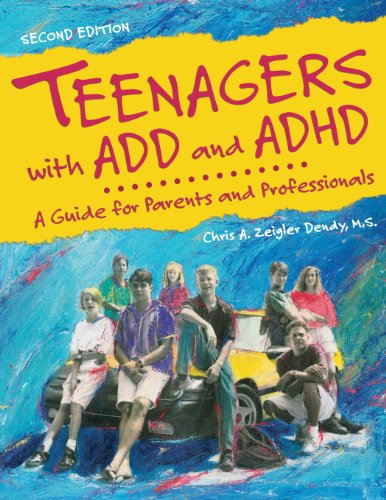 9781890627317: Teenagers with ADD and ADHD: A Guide for Parents and Professionals