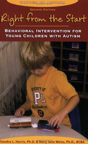 Right from the Start: Behavioral Intervention for: Sandra L. Harris,