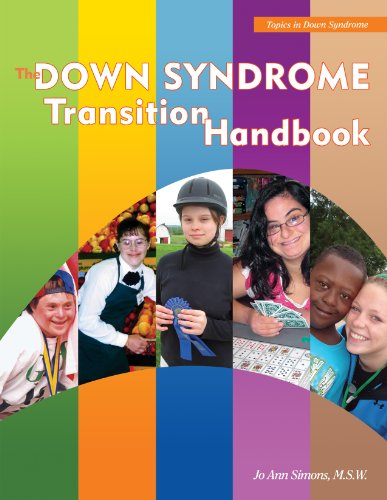 The Down Syndrome Transition Handbook: Charting Your: Jo Ann Simons,