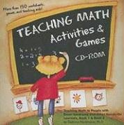 9781890627973: Teaching Math Activities and Games CD-ROM