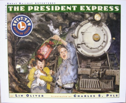 9781890647544: The President Express