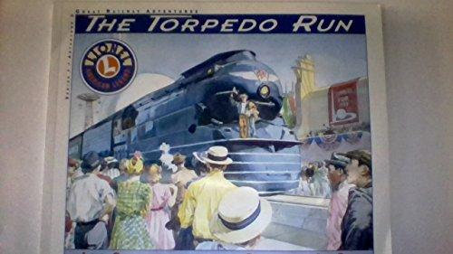 9781890647551: Great Railway Adventures The Torpedo Run Book and Tape
