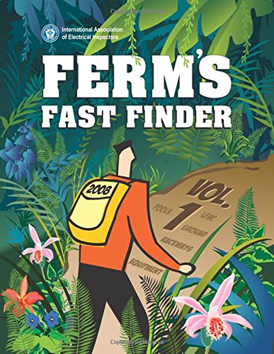 9781890659486: Ferm's Fast Finder Index, NEC-2008 (2 Volumes)