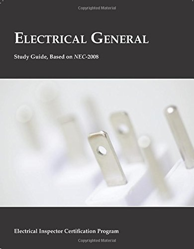 9781890659493: Electrical General Study Guide, 2008 NEC