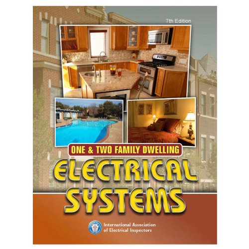 9781890659530: One- and Two-Family Dwelling Electrical Systems, 2008 NEC