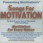 Songs For Motivation: Motivation for the Nation (9781890679262) by Michele Blood